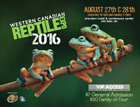 7th Annual Western Canadian Reptile Expo