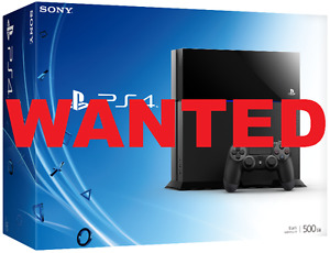 I HAVE $265 AND WANT TO BUY A PS4 - LET ME KNOW WHAT YOU HAVE