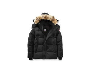 Canada Goose Wyndham Parka (not even a year old)