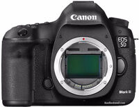 Canon 5D Mark III (Mark 3, Mk3, Mk III) Body - $2800 - Like New