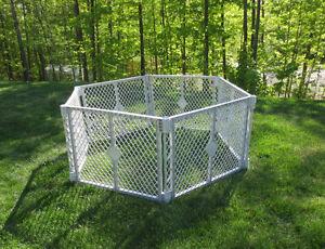 Enclos, clôture, barrière