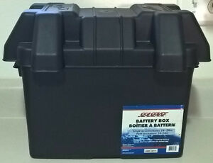 SeaSense Battery Box Designed For Heavy-Duty Trolling Motor