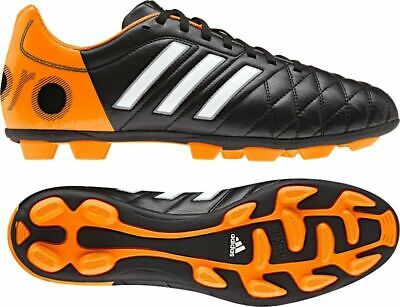Adidas 11 Questra TRX FG Moulded Black/orange/white Adults/Mens Football Boots