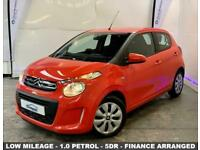 2014 64 CITROEN C1 1.0 FEEL 5D 68 BHP-VERY LOW MILEAGE-PERFECT FIRST CAR-