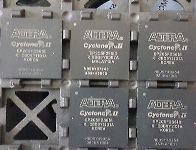 Altera Cyclone Ii Ep2c5f256i8 Lot Of 5 Pieces Fedex Shipping