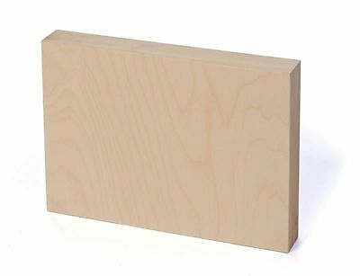 Cradled Painting Board (Wooden maple 2 Inch Deep Cradled Painting Panel, ( encaustic art)