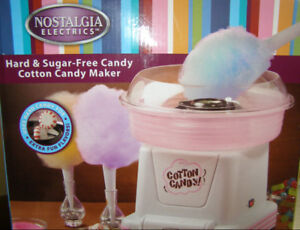 Fun Cotton Candy Machine!