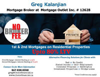 Private Mortgages - NO BROKER FEE