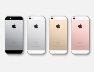 Wanted: iPhone SE 128GB with warranty and receipt (any colour).