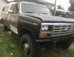 1982 Ford F-250 4x4