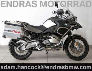 2010 BMW R1200GS Adventure - Smoke Grey Metallic