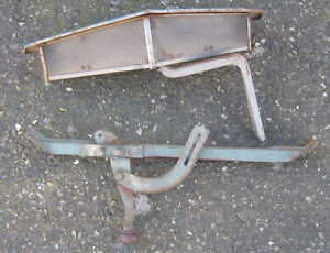 1947 1948 Chevy ( possible 41 46 Chevrolet ) Cowl Vent  assembly