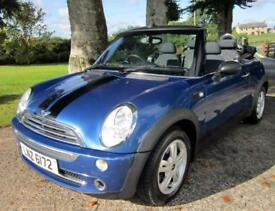 2008 Mini 1.6 One Convertible - FSH - Low mileage!