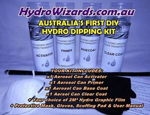 Hydro Graphics DIY Kit Water Transfer Printing Dipping Beenleigh Logan Area Preview