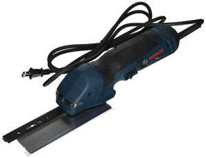 Bosch Flush cut saw, corded, factory reconditioned as new