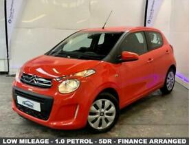 image for 2014 64 CITROEN C1 1.0 FEEL 5D 68 BHP-VERY LOW MILEAGE-PERFECT FIRST CAR-