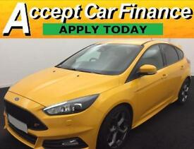 Ford Focus ST FROM £93 PER WEEK!