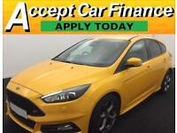 Ford Focus ST FROM £83 PER WEEK!