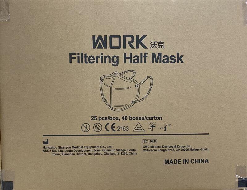 FFP 2 Masken 5 pack in Nordrhein-Westfalen - Bottrop