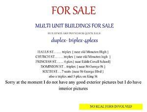 8 multi unit properties for sale