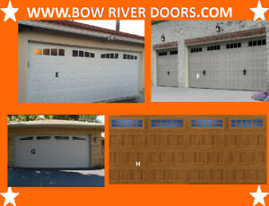 -__LOOK!!◄+►Require a NEW garage door ?