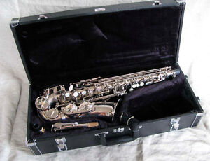 NEW  Alto Saxophone with case and mouthpiece