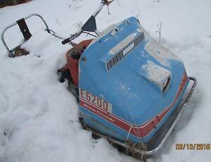 1968 & 1970 Snow Cruiser Snowmobiles $500.00