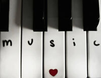 Summer piano lessons for adults and children!  Top of Fairview
