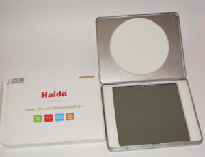 Circular Polaring Filter   150x150mm   Haida optical glass