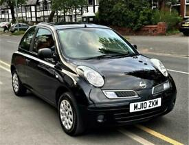 image for 2010 NISSAN MICRA 1.2 VISIA, 88,000 MILES, 1 OWNER FROM NEW, IDEAL 4 NEW DRIVER