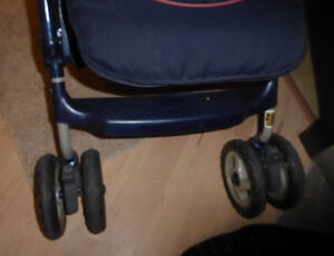 Peg Perego stroller in very good condition Kitchener / Waterloo Kitchener Area image 3