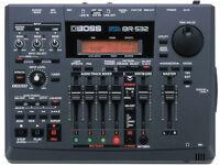 Boss BR-532 multitrack digital recorder