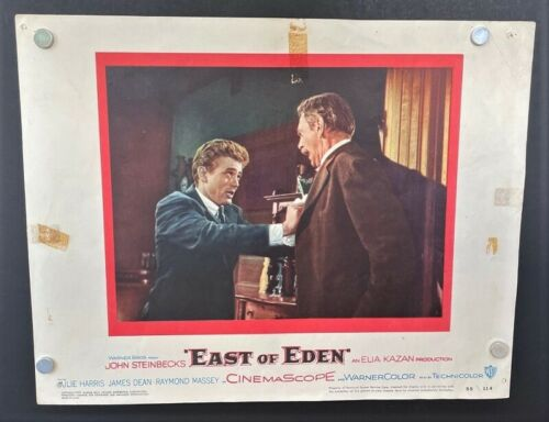 East of Eden Original Lobby Card - James Dean Julie Harris   *Hollywood Posters*