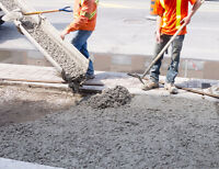 Need Concrete? Try TradePros and Let Our Pros Bid on Your Job!
