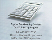 Is your Business behind with Bookkeeping for CRA filing?