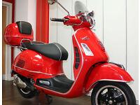 Piaggio Vespa GTS