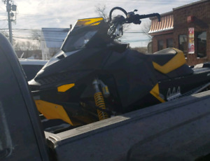 2008 skidoo and honda atv trade for sxs or atv