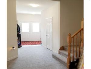 For Rent: 4Bdr + 3Bath Detached Home, Preston Heights, Cambridge