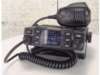 crt 2000 cb radio swap
