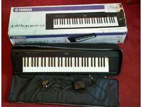 Portable digital piano keybord Yamaha NP-11 Piaggero