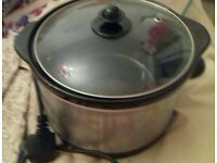 3 LITRE ELECTRIC SLOW COOKER