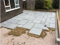 Professional Garden Paving/Driveway Services/Fully Qualified team