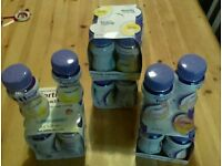 20 Fortisip Ensure protein/meal replacement drinks