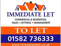 3 bedroom house on navel road luton £1000 pcm