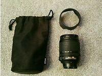 Nikon AF-S Nikkor 18-105mm F3.5-5.6 ED VR lens