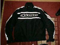 Alpinestars T-Gasoline WP motorcycle jacket