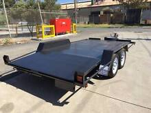 14x6'6'' CAR CARRIER Beaver Tail Car trailers Tandem Trailer Thomastown Whittlesea Area Preview