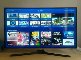 Nearly NEW Samsung UE32J5100 32'' LED TV 1920x1080 Full HD HDMI Freeview