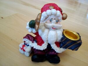 2 Assorted Christmas Decorations - Selling all 2 Together