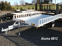 Aluminum Sport Trailers at Miska Trailers - Great Selection